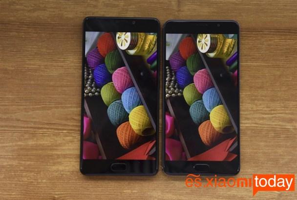 Meizu Pro 7 Plus: pantalla