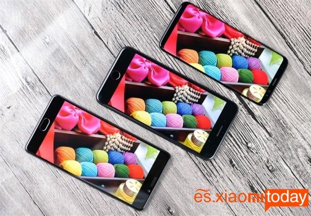 Meizu Pro 7 Plus: pantalla rendimiento