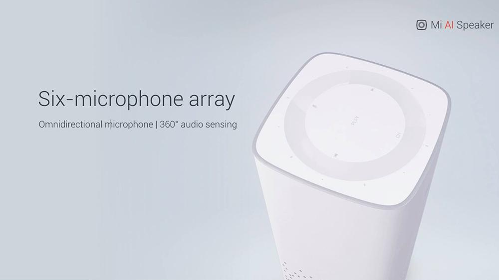 Mi Ai Speaker Micrófono