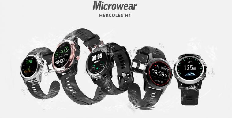 Microwear h1 destaca