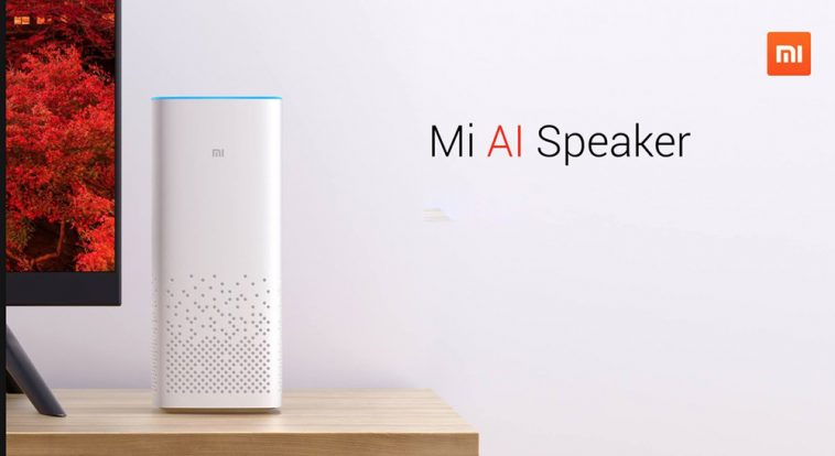 Original Xiaomi AI Bluetooth 4.1 Speaker destacada
