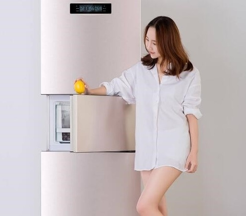 Smart Refrigerator Xiaomi destacada