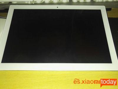Teclast P10 pantalla
