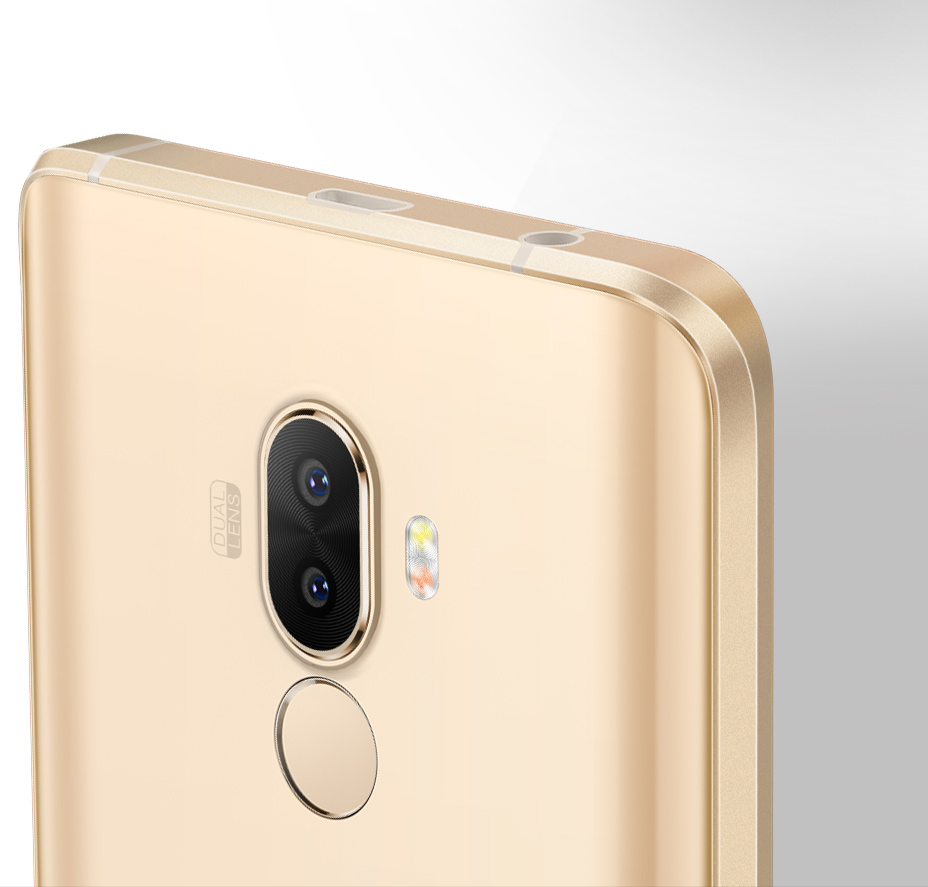 Ulefone S8 Pro cámara