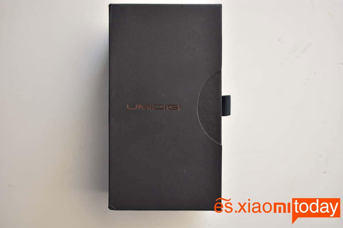 Umidigi Z1 Pro Paquete 01