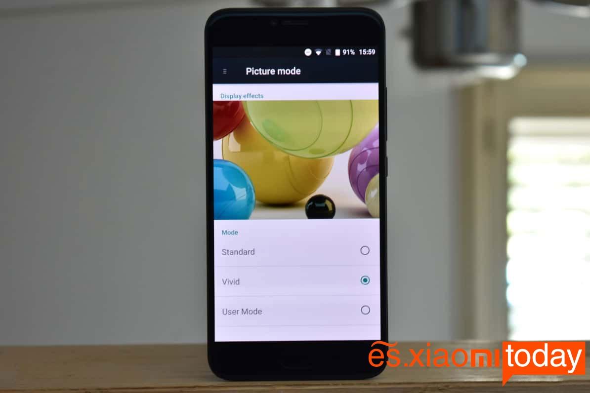 Umidigi Z1 Pro pantalla 01