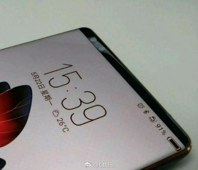 Xiaomi Mi A1 pantalla sin biseles