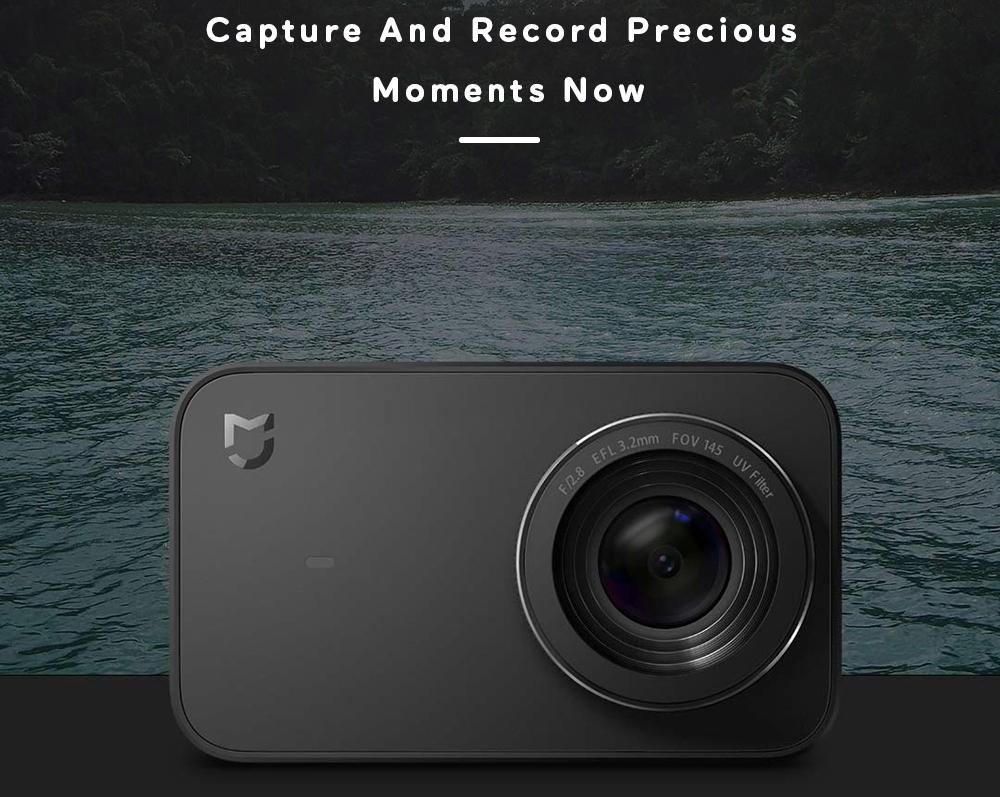 Xiaomi Camera Mijia 4K
