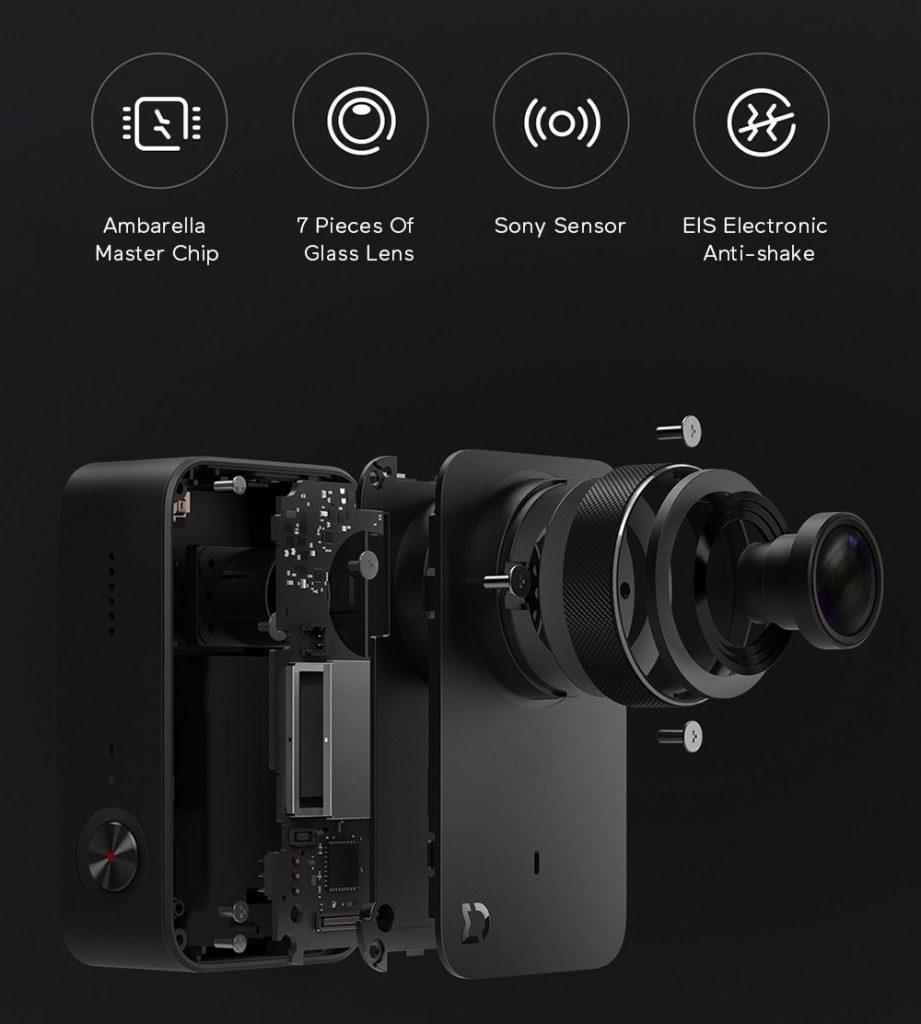 Ofertas de Halloween Geekbuying-Xiaomi Mijia 4K muestra3