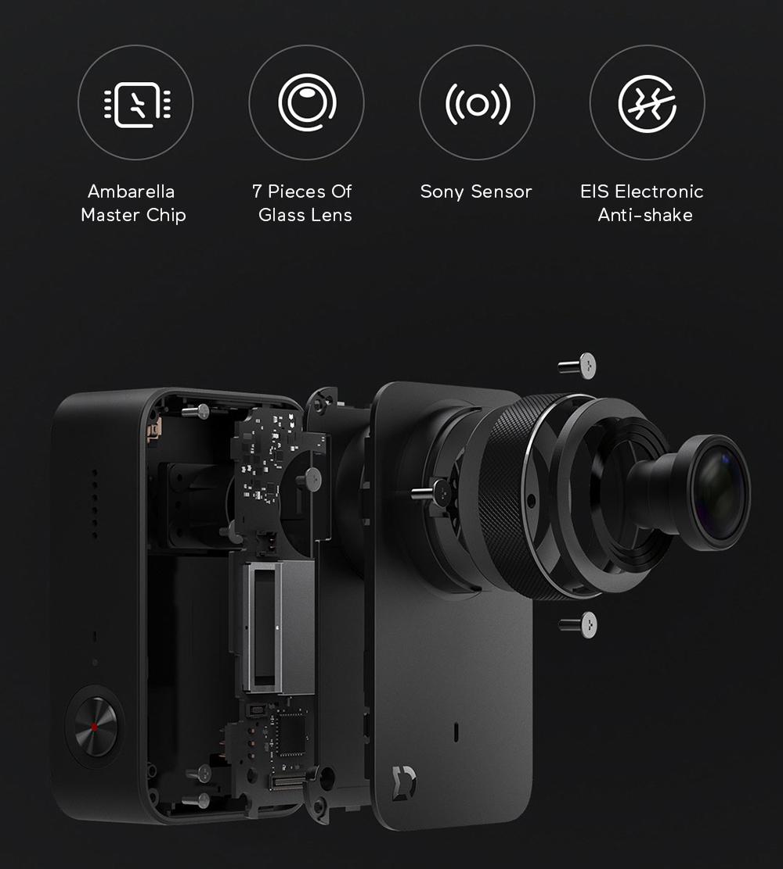 Xiaomi Camera Mijia 4K EIS