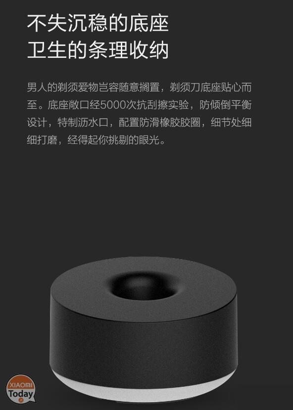 Xiaomi H600 base