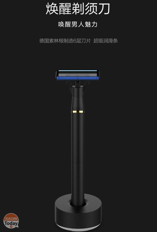 Xiaomi H600 presentación