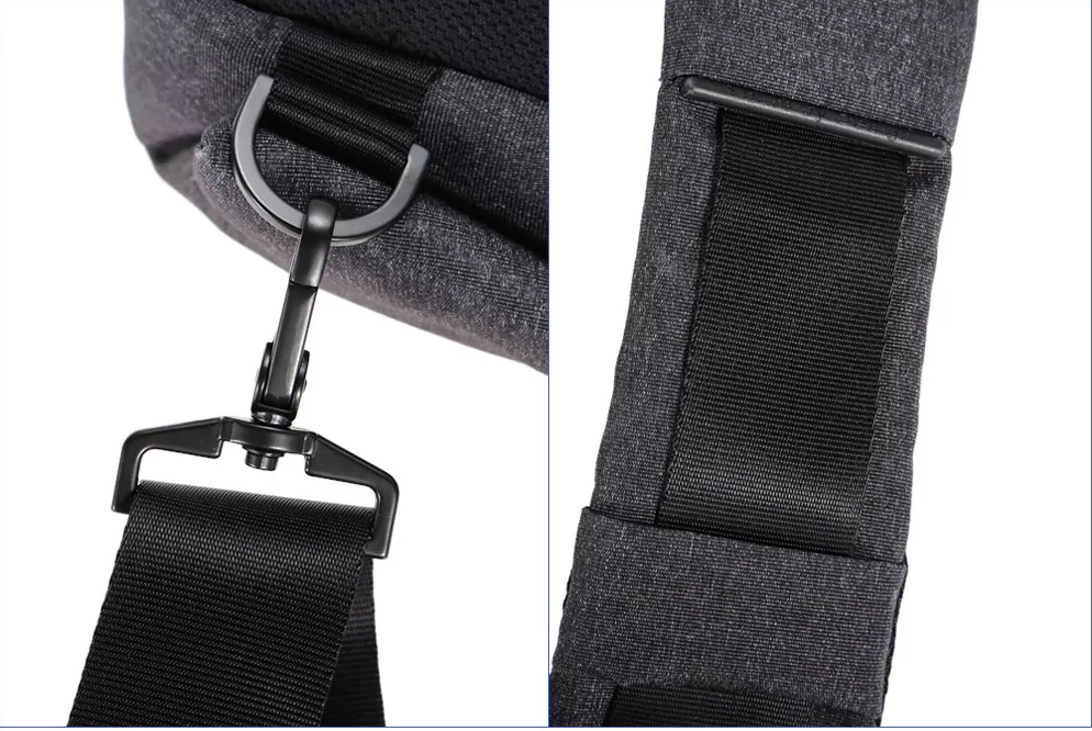 Xiaomi Leisure Sling bag correas