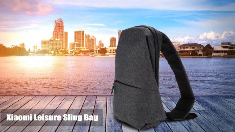 Xiaomi Leisure Sling bag destacada
