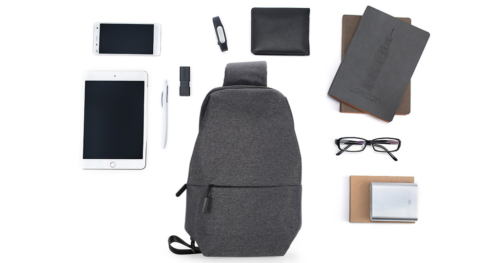 Xiaomi Leisure Sling bag detalles 1