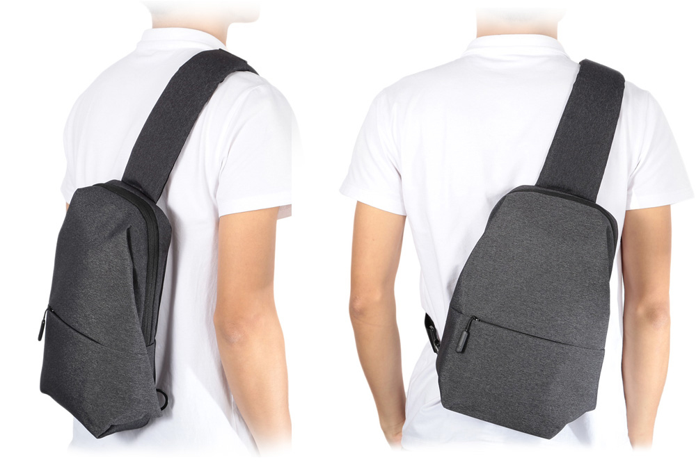 Xiaomi Leisure Sling bag detalles