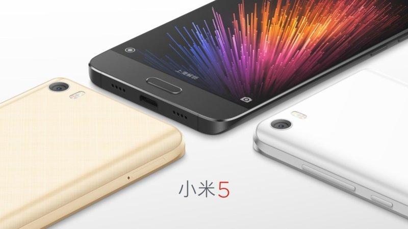 Xiaomi Mi 6C: Xiaomi Mi 5