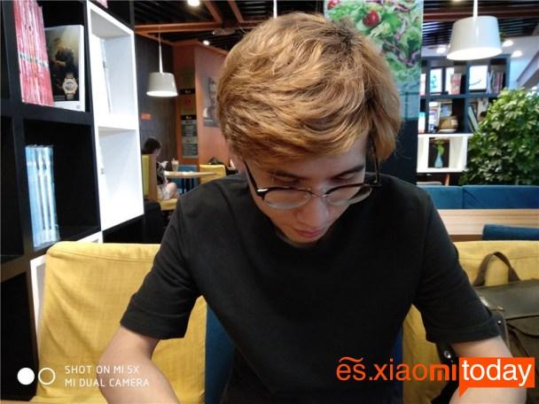 Xiaomi Mi 5X modo retrato