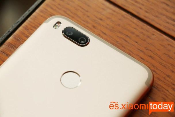 Xiaomi Mi 5X cámara