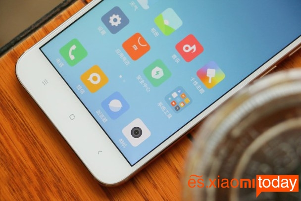 Xiaomi Mi 5X aplicaciones