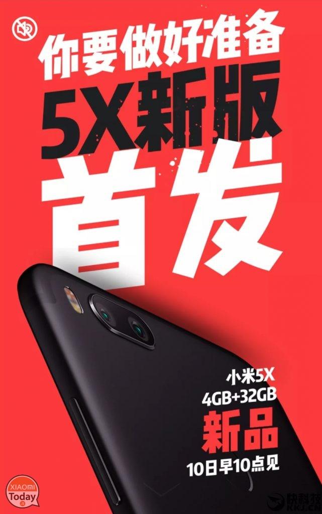 Xiaomi Mi 5X 32 GB