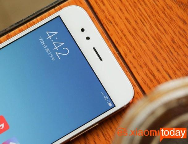 Xiaomi Mi 5X diseño