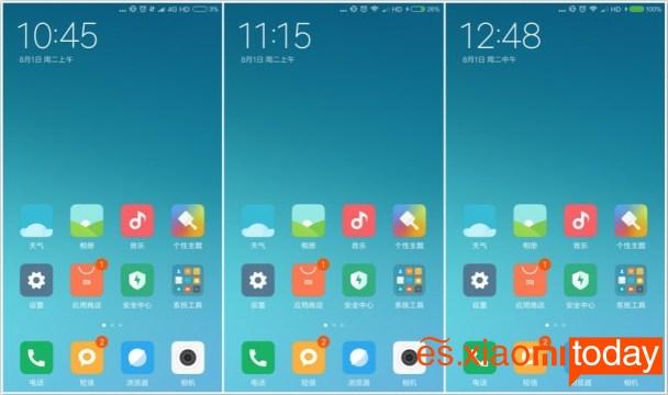 Xiaomi Mi 5X batería