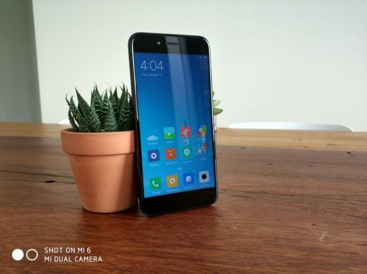Xiaomi Mi 5X Pantalla