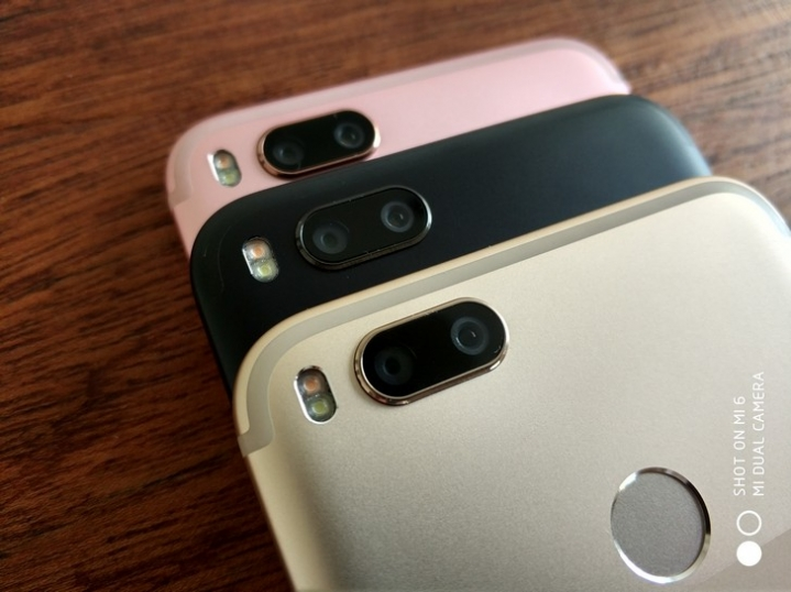 Xiaomi Mi 5X cámaras