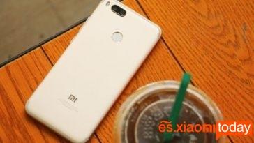 Xiaomi Mi 5X destacada