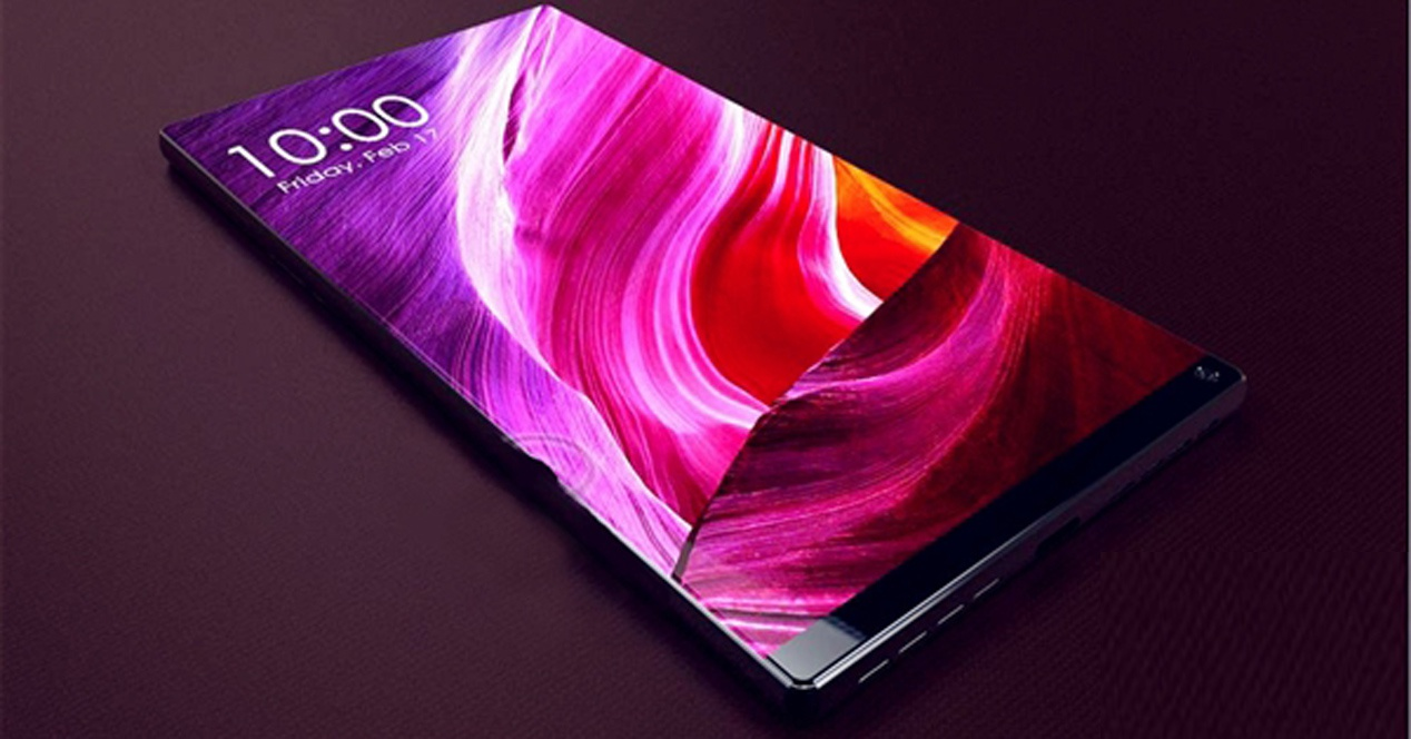 Xiaomi Mi Mix 2 introducción