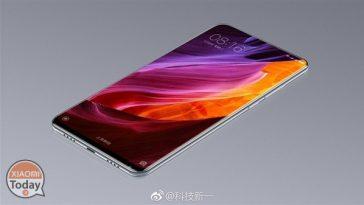 Xiaomi Mi Mix 2 destacada