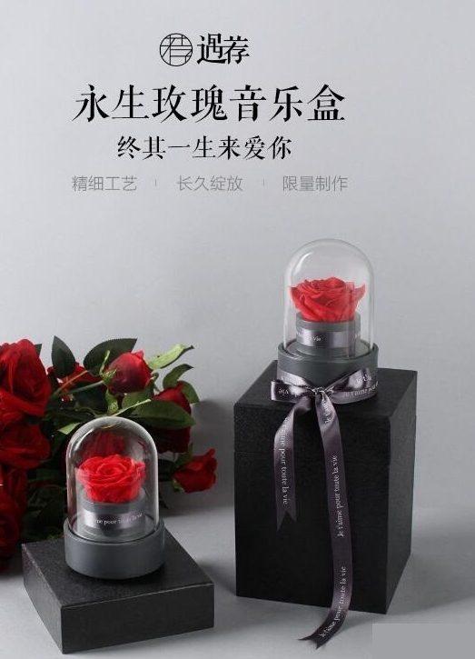 Xiaomi Mijia Eternal Rose Music Box fecha de salida