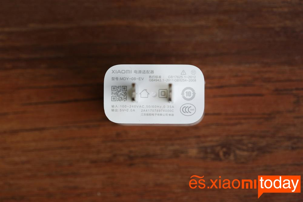 Xiaomi Redmi Note 5A (Cargador 2)