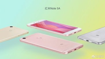 Xiaomi Redmi Note 5A (Destacada)