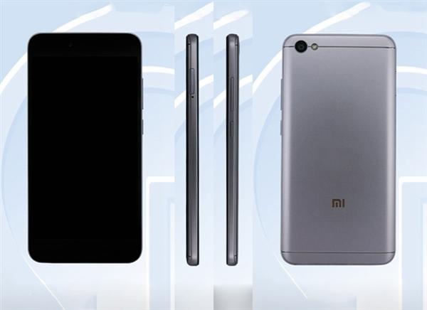 Xiaomi Redmi Note 5A TENAA