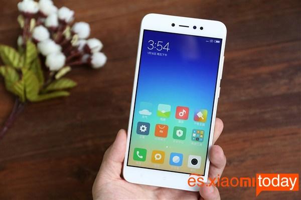 Xiaomi Redmi Note 5A introducción