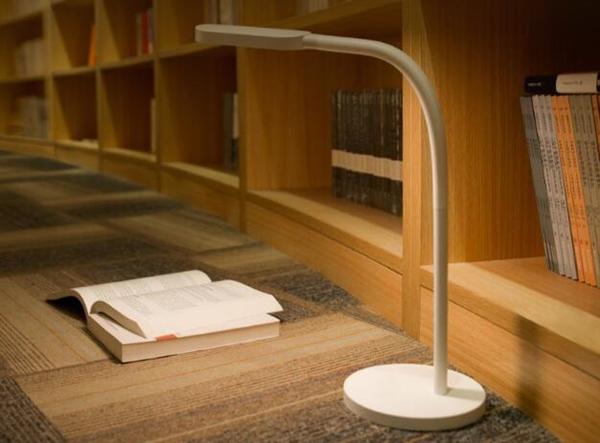 Xiaomi lámpara de mesa inteligente Yeelight destacada