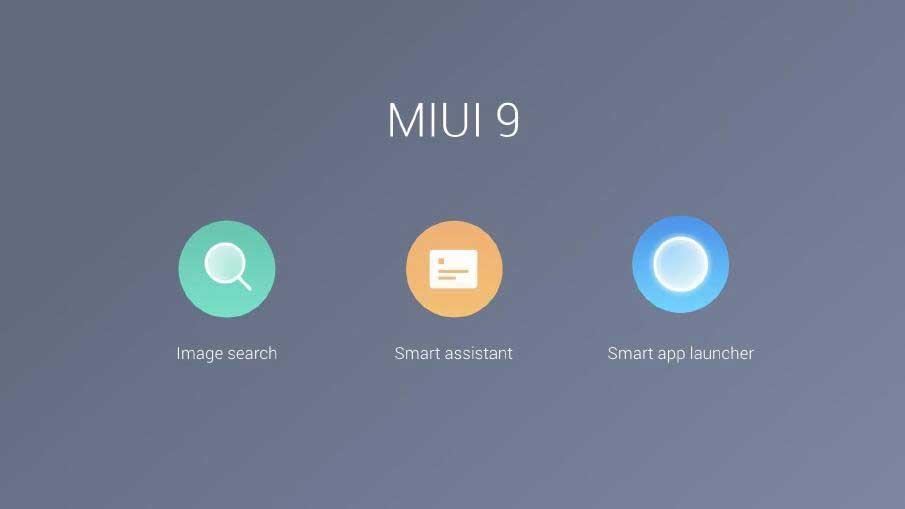 Xiaomi Mi 5X: MIUI 9