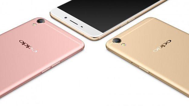 Xiaomi Mi 5X: OPPO R11