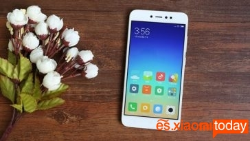 Xiaomi Redmi Note 5A destacada