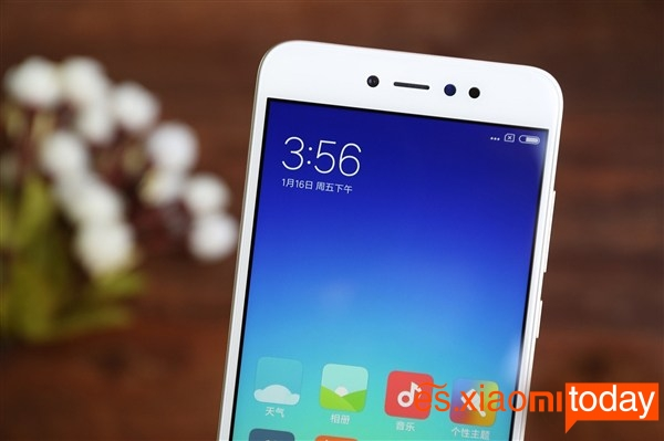 Xiaomi Redmi Note 5A pantalla