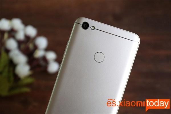 Xiaomi Redmi Note 5A cámara