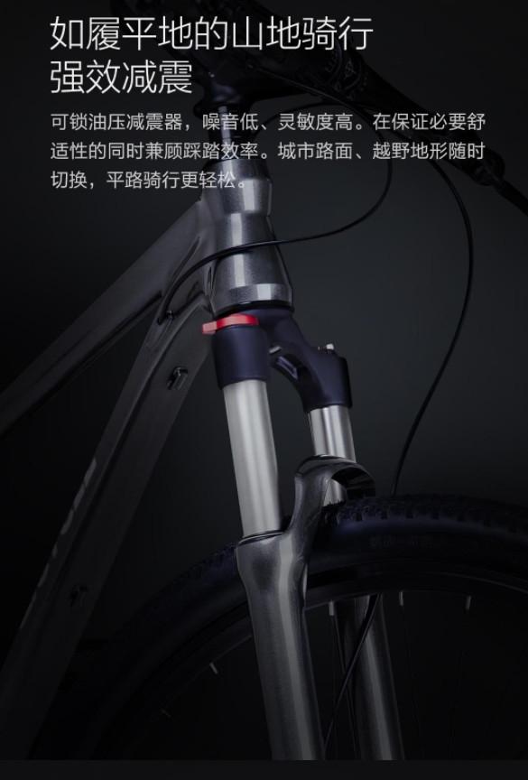 Mi Qicycle Mountain Bike