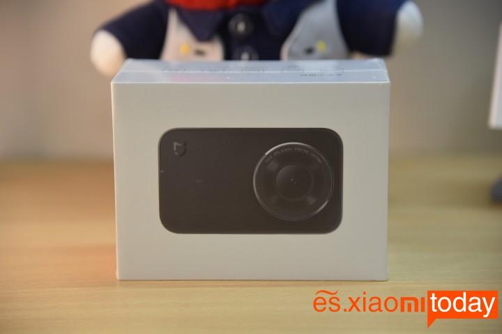 Ofertas de Halloween Geekbuying-Xiaomi Mijia 4K muestra