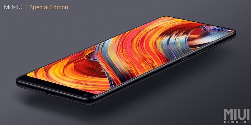 Xiaomi Mi MIX 2, edición especial
