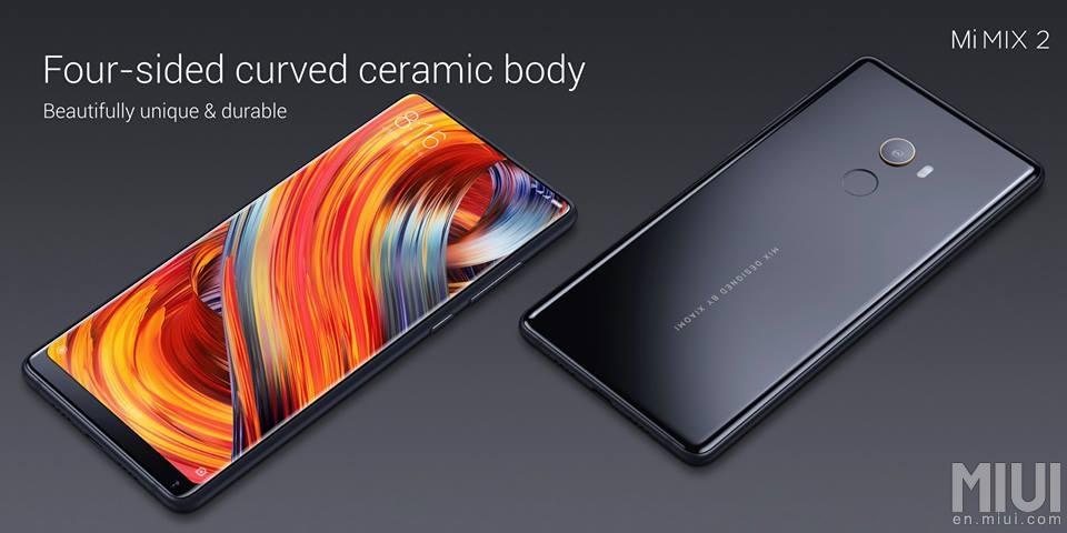 Xiaomi Mi MIX 2: una pantalla de ensueños