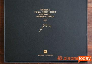 Xiaomi Mi MIX 2 empaque