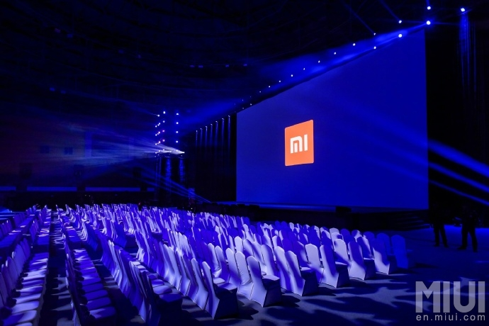 Xiaomi Mi MIX 2 presentación