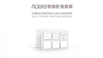 Aqara Smart Bedroom Set destacada